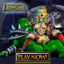 BoneCraft adult fantasy game