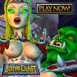 BoneTown adult fantasy game