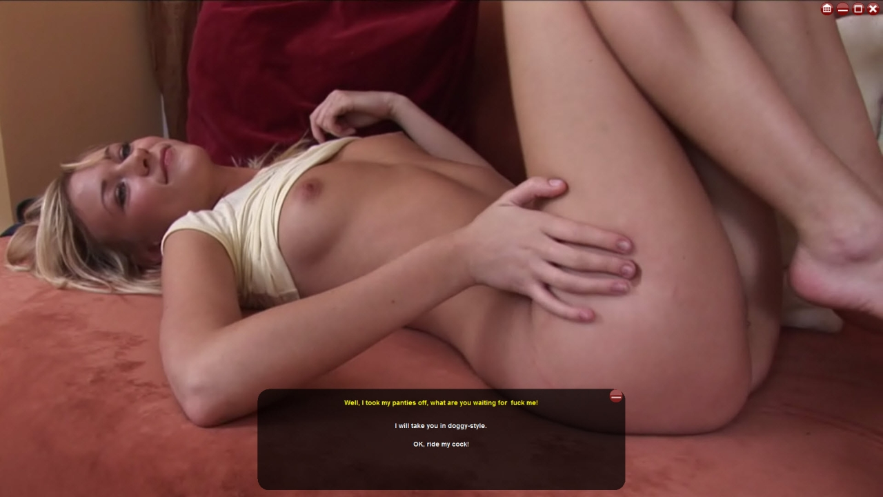 Interactive porn game with exotic girls 1