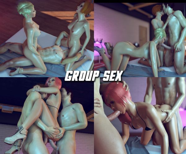adult group sex games