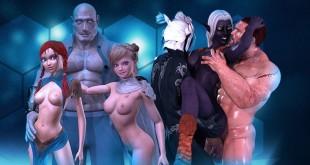 3D Girlz sex game