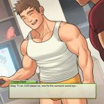 Thomas accidentally watches gay porn
