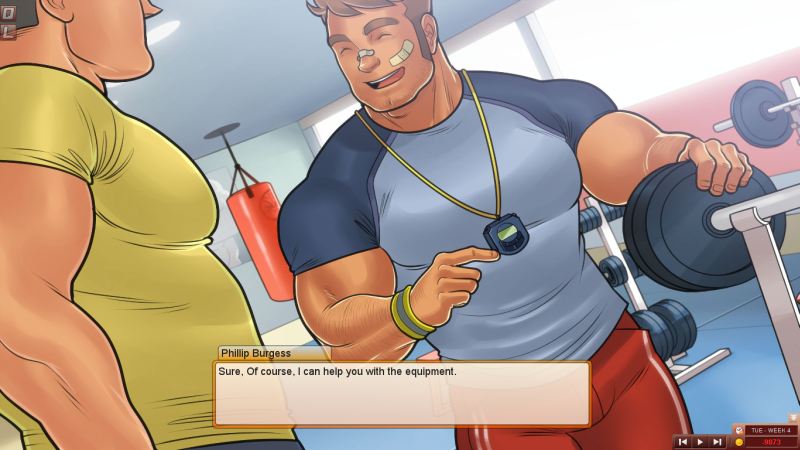 gay dating sims for girls games