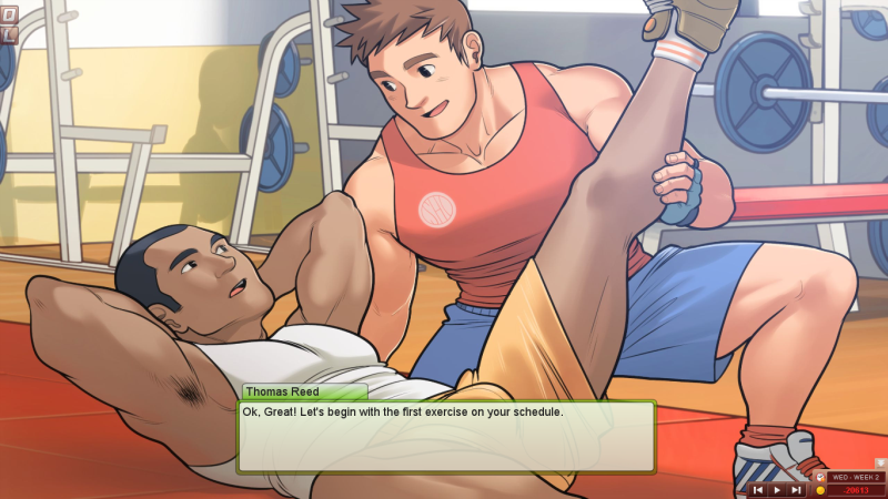 Gay Dating Club 86