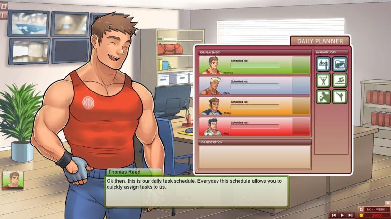 super dating games