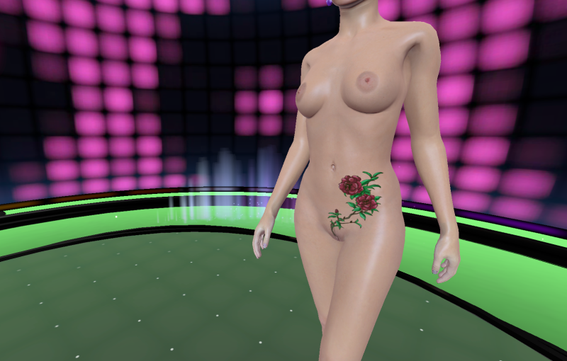 virtual online stripper