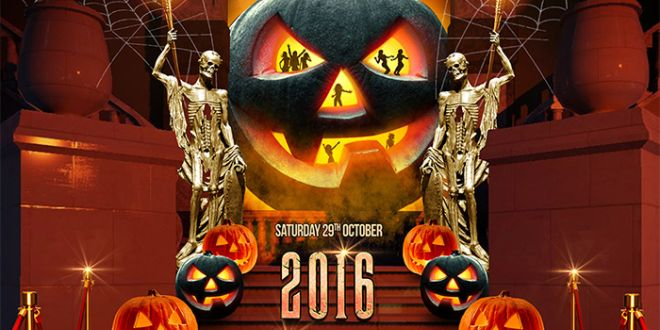 3DXChat Halloween Party 2016