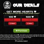 Strip Poker XXX hearts purchase