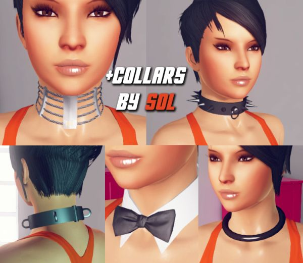 3dxchat collars