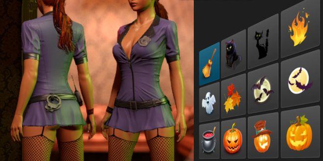 3DXchat Halloween update