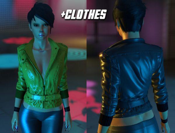 3DXChat clothes