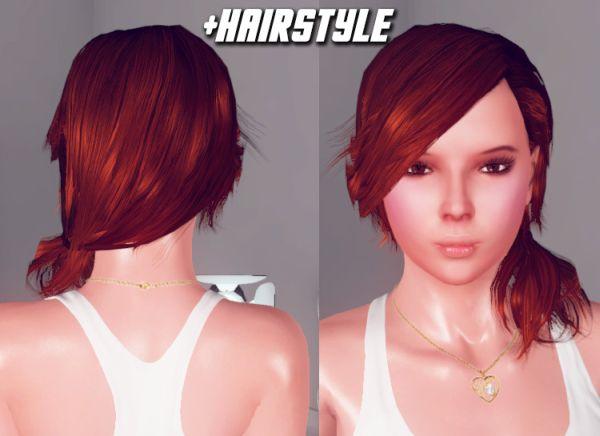 3DXChat November 2014 Hair-Style