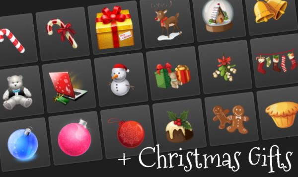 3DXChat Xmas updates new gifts