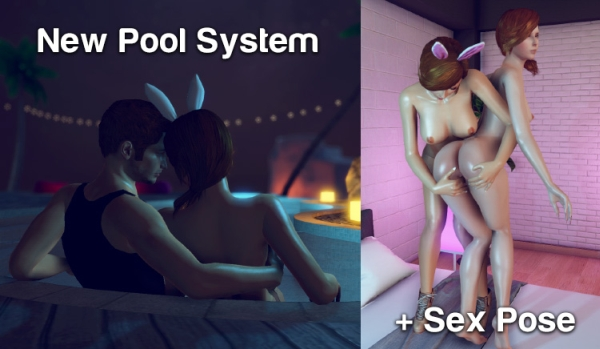 New 3DXChat Pool System
