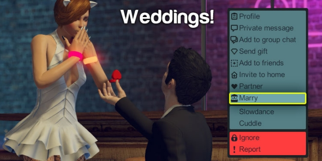 3dXChat Weddings