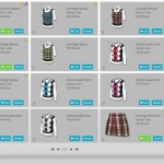 Student clothing in Chathouse 3D