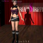 Leather clad 3D Stripper