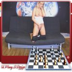 Sexy Chess opponent teasing