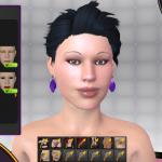 3D Gogo 2 face customizer