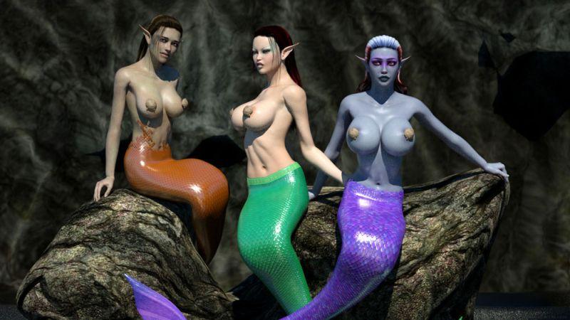 3d graphics lesbian porn - 2 part 8