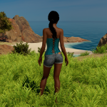 Tropical beaches feature aplenty in 3DXChat