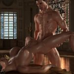 Tristan rides Duchess Sophia