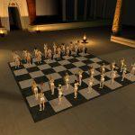 Love Chess Anubis temple
