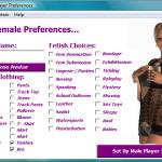 Female sex options