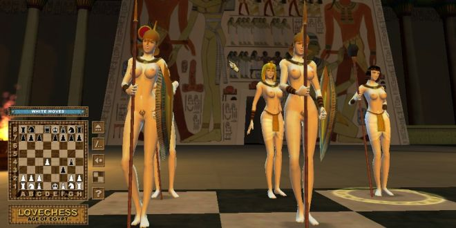 Love Chess Age of Egypt Review