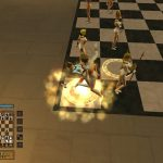 Love Chess Opponents Shagging
