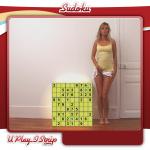 Strip Sudoku girl teasing