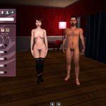 The Virtual Encyclopaedia of Sex customisation screen