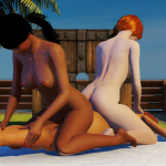 group sex massage