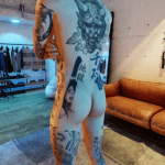 3DXChat tattoos (male)
