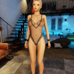 Sexy new 3DXChat body suit