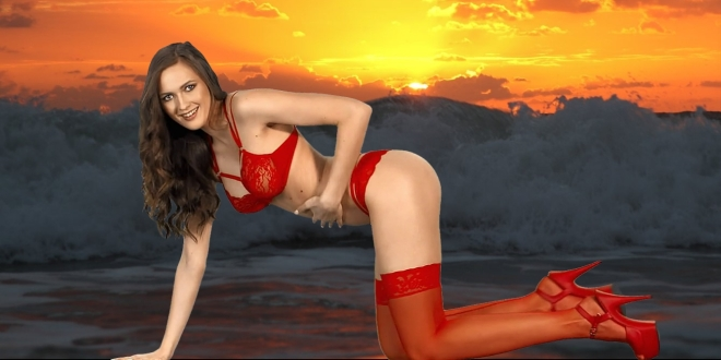 Virtual Strippers