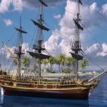FutaErotica Pirate Island Ship the Booty Hunter